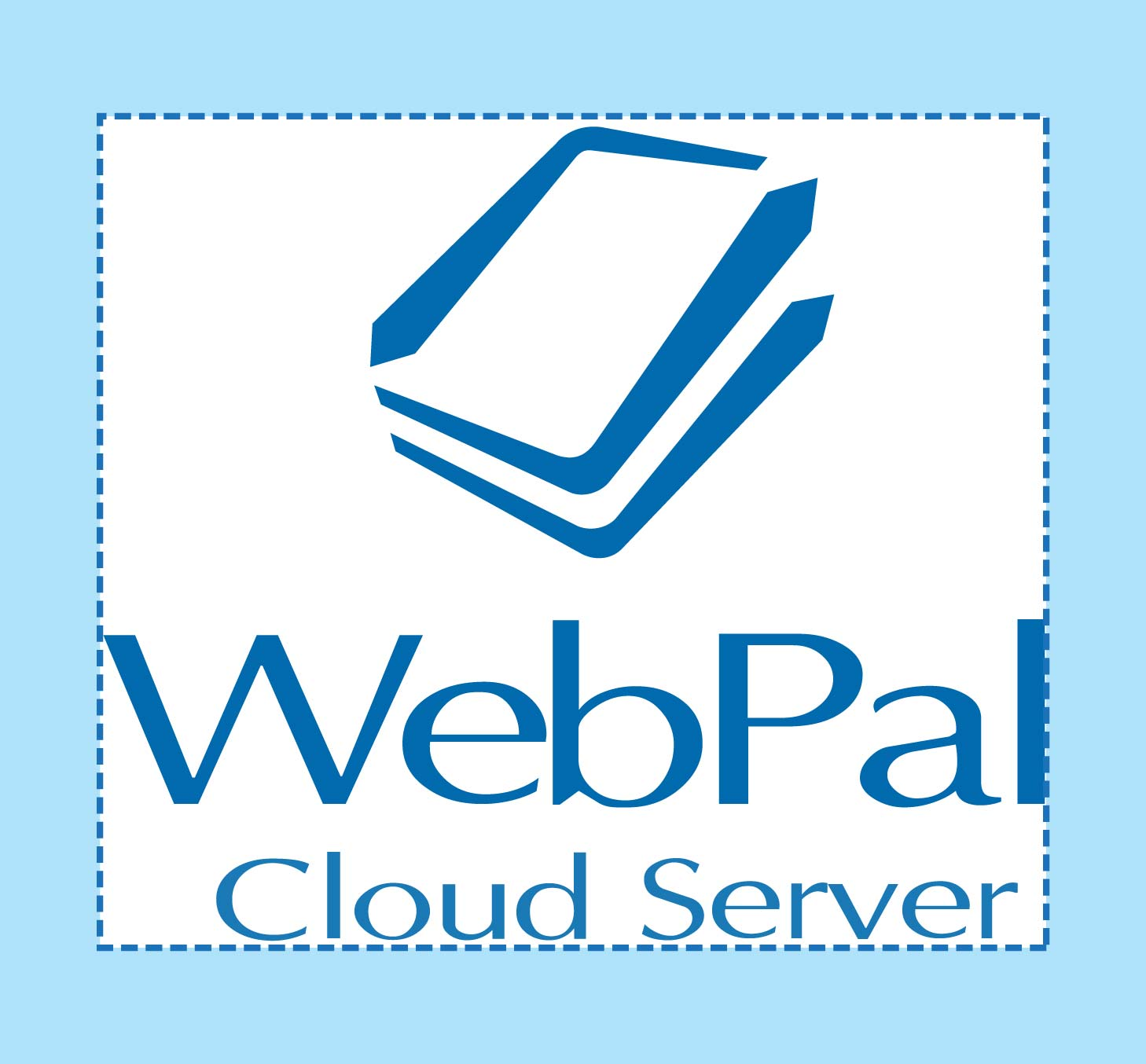 webpal cloud server white space, padding